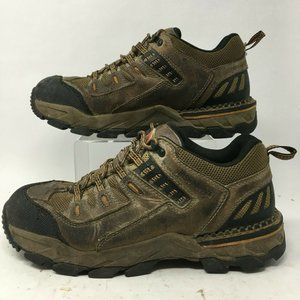 Red Wing Irish Setter Mens 10 Steel Toe Safety Wor